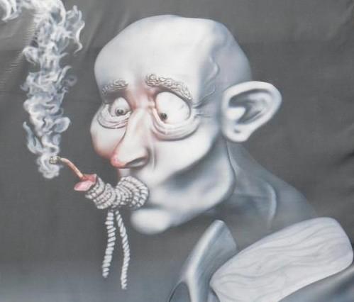Fumée .... TUE  !