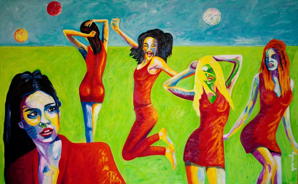 Les demoiselles se libèrent