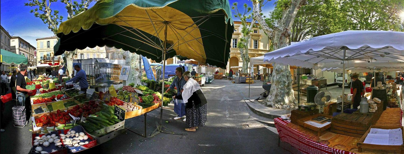 Le marché St Rémois - Le fichier 20€ - Tirages tous formats voir mon site sur mon profil