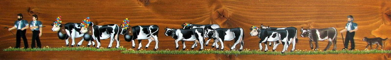 Bande pastorale Fribourgeoise - Poya Suisse