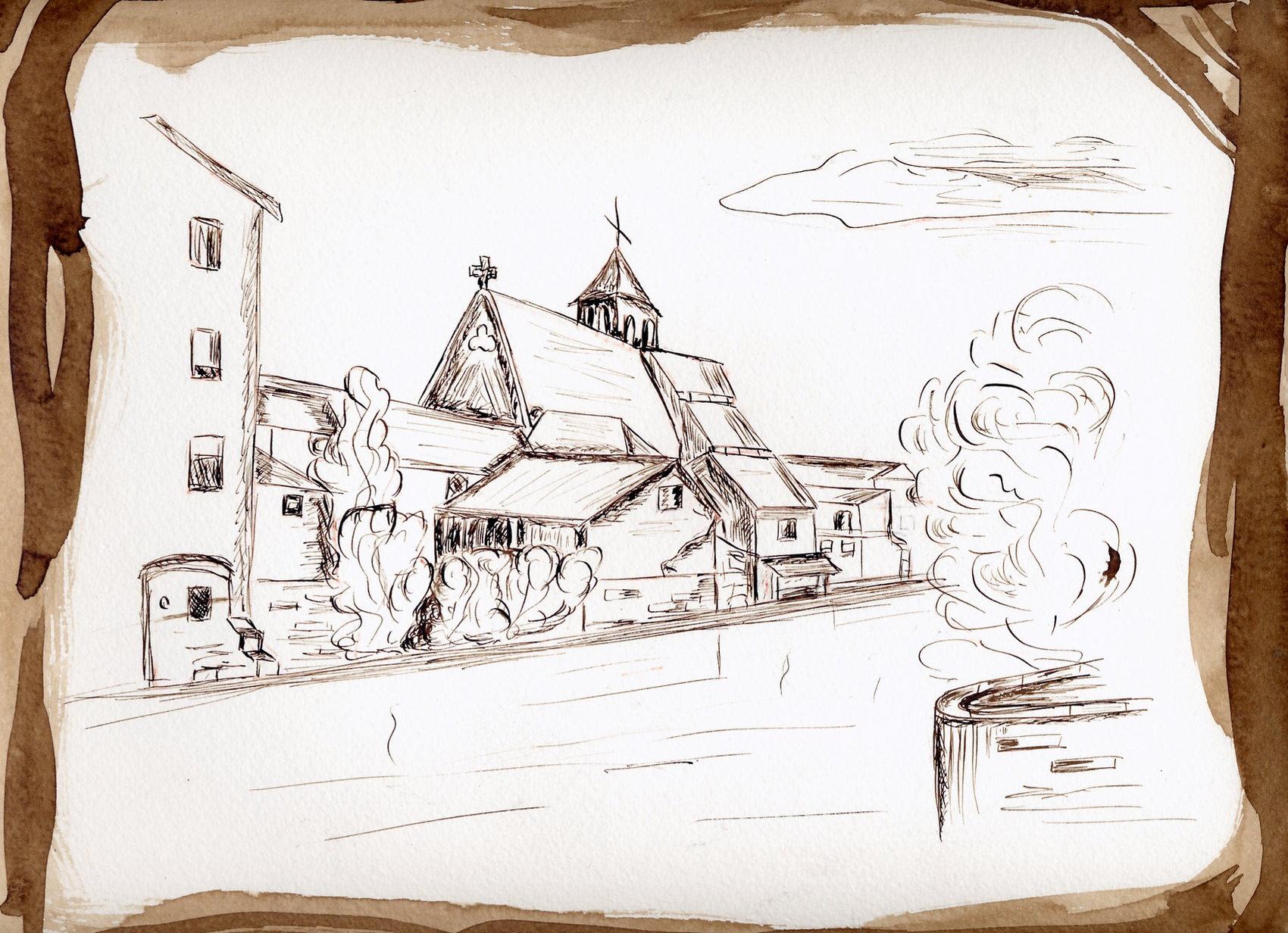 Essonnes, ma ville natale