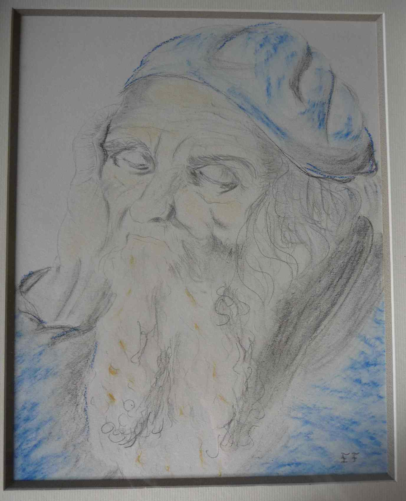 L'Ancien d'après Dürer