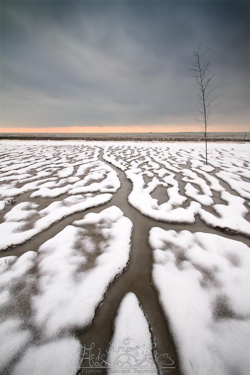 Delta glacial