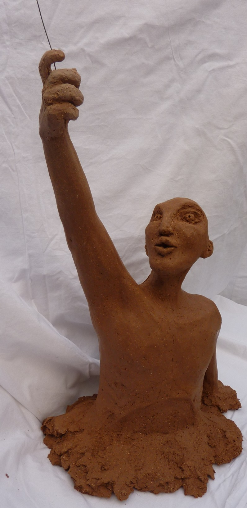 Sculpture LIBERTE (face)