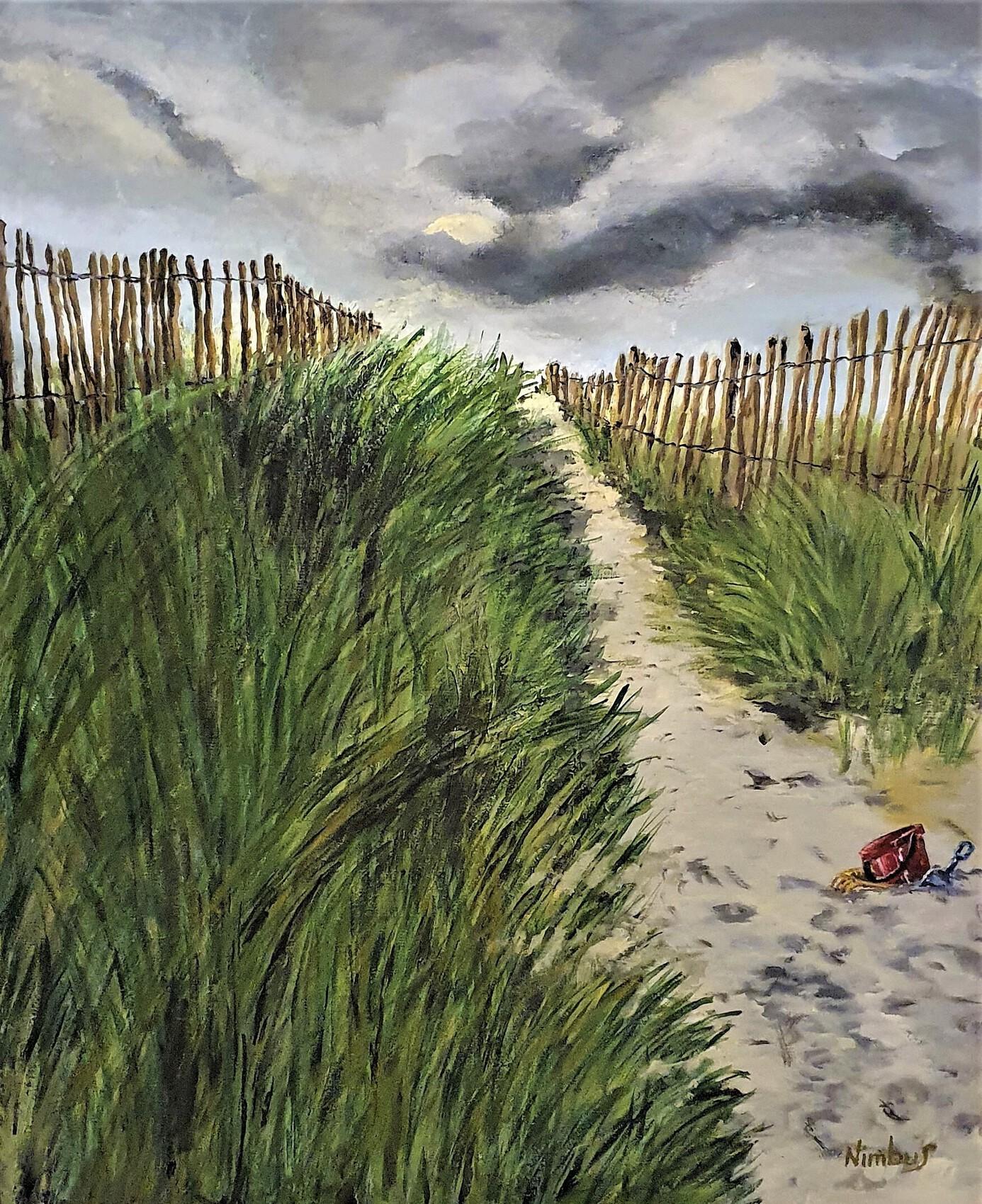 retour de plage