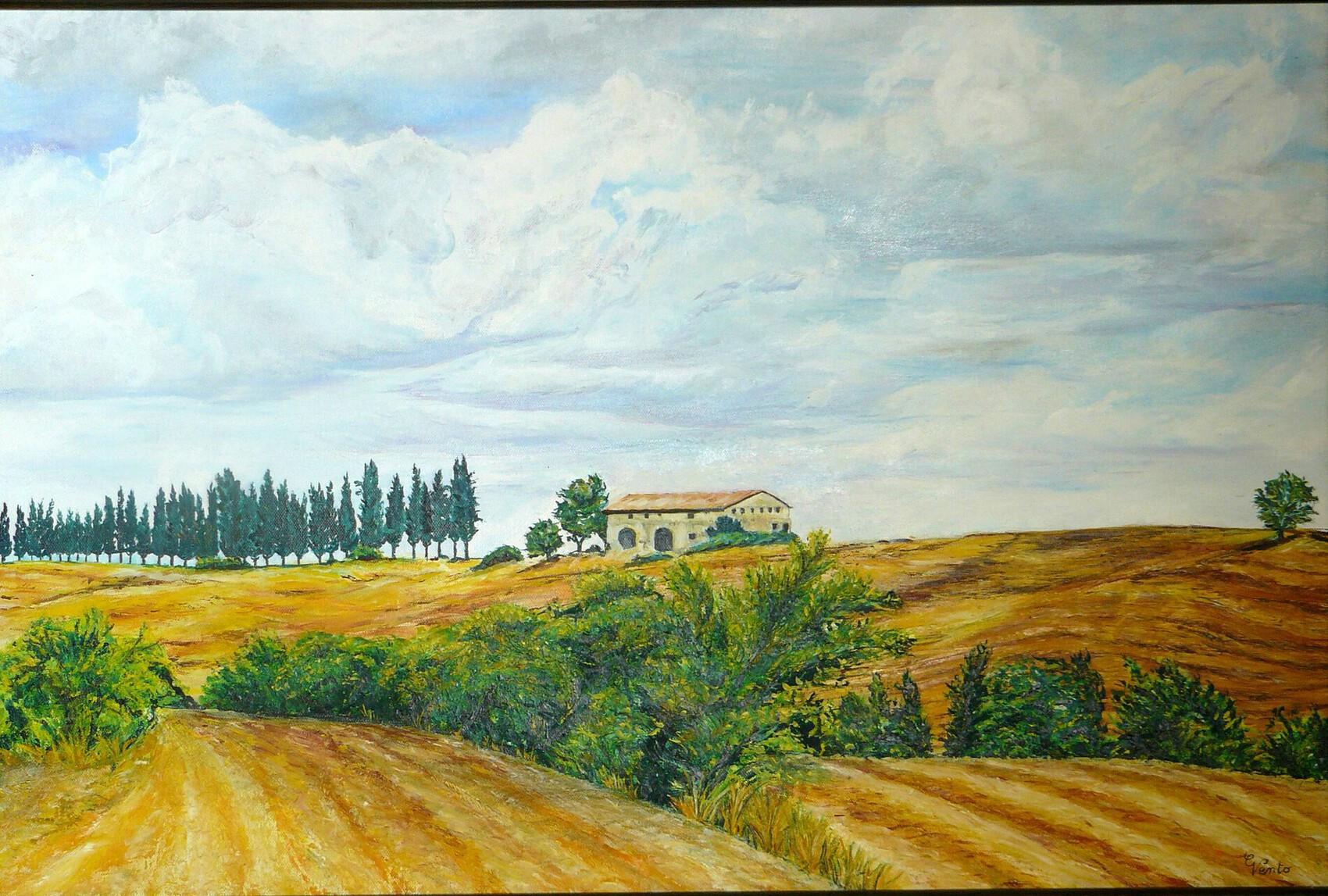 """""""La maison sur la colline"""""""