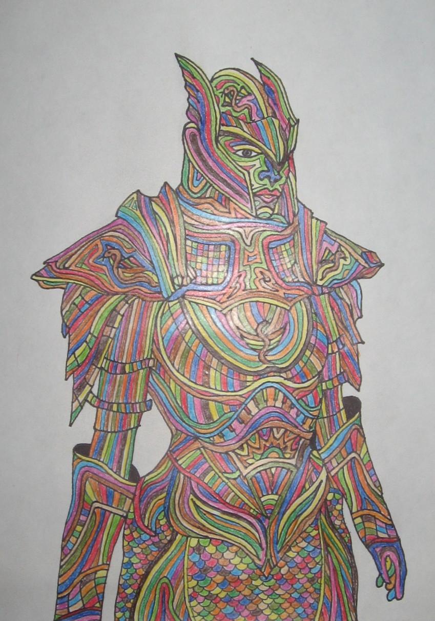 Armure 3