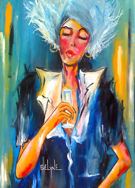 Cocktail chez Madame