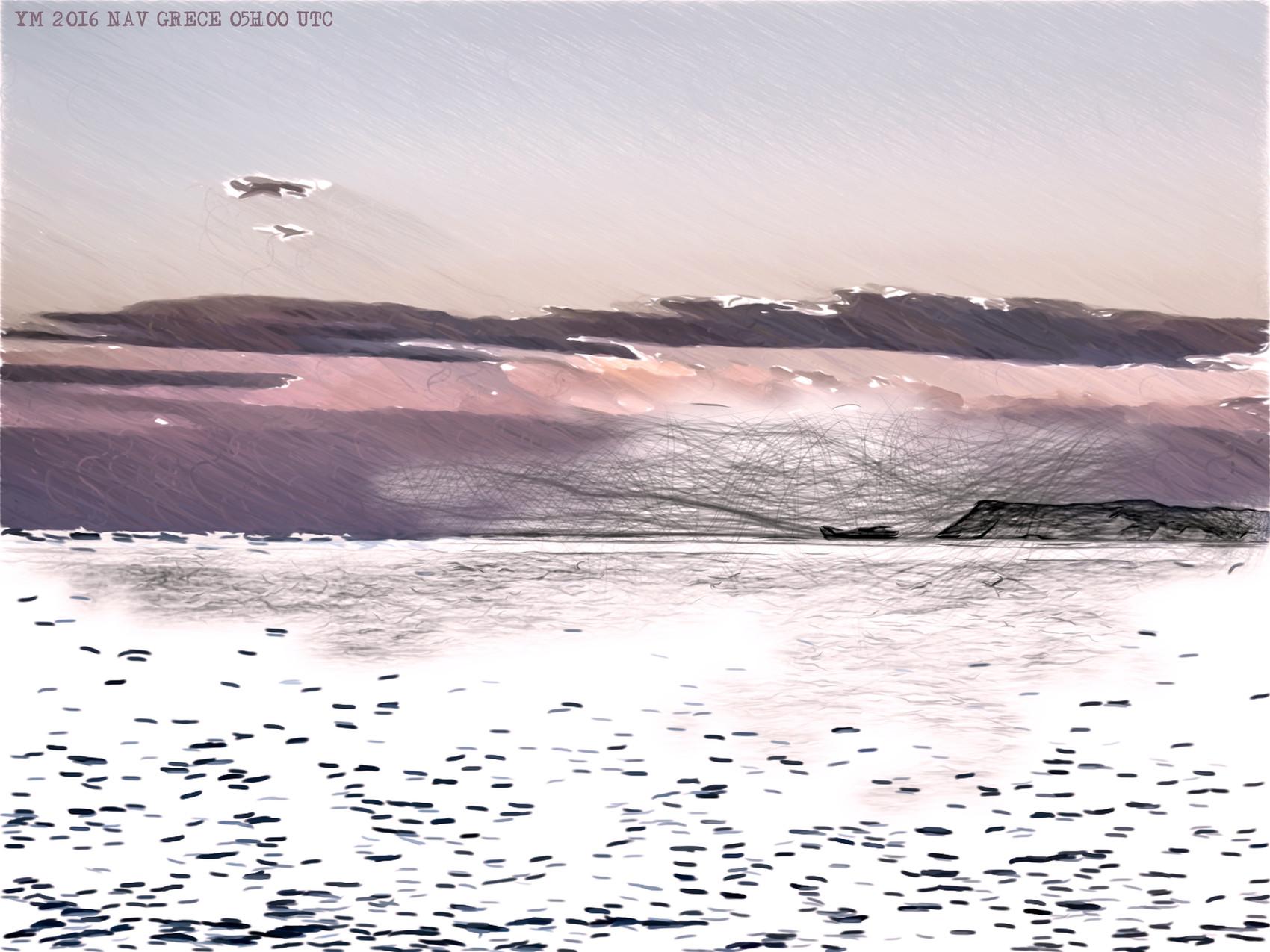 NAV GRECE 05H00 UTC