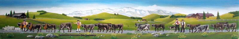 Bande Pastorale d'Appenzell - Poya Suisse