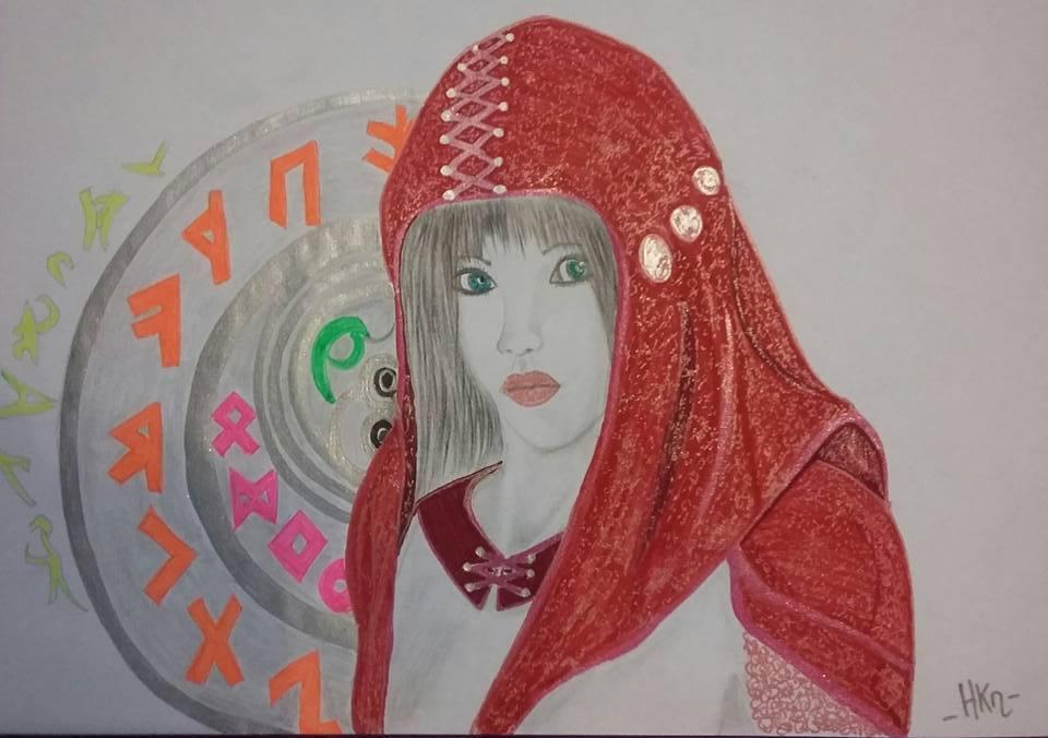 La fille en rouge (33)