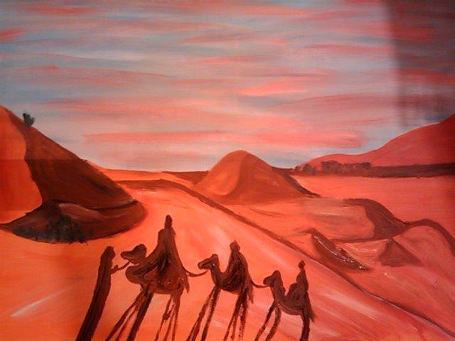 désert marocaine