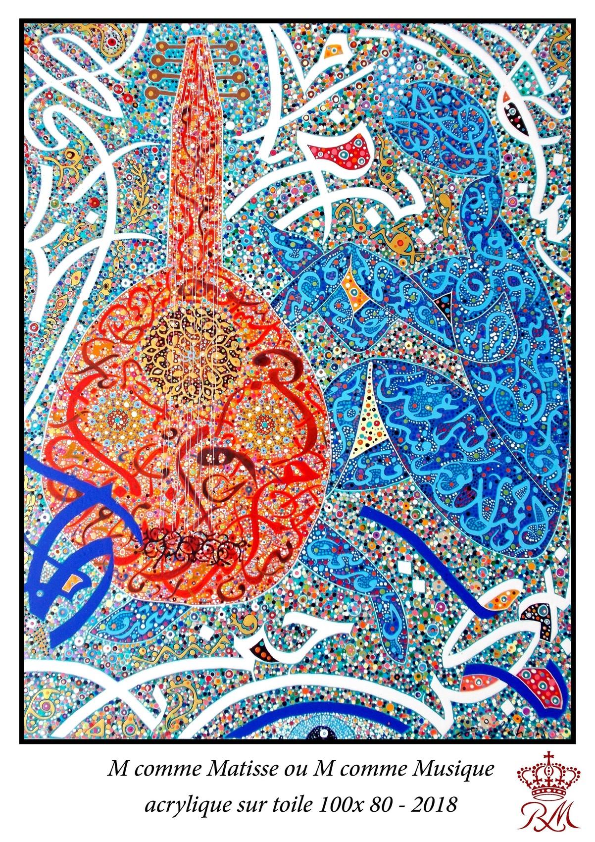 M comme Matisse ou M comme Musique