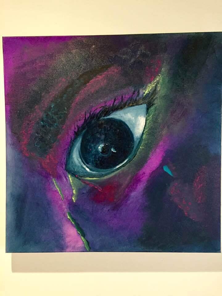 oeil abstrait / occhio astratto