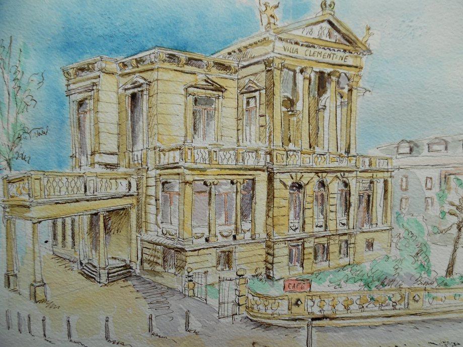 Villa Clementine à Wiesbaden