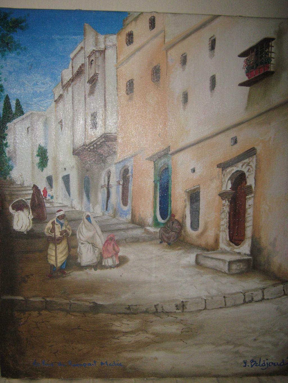 Rue Rampart midée
