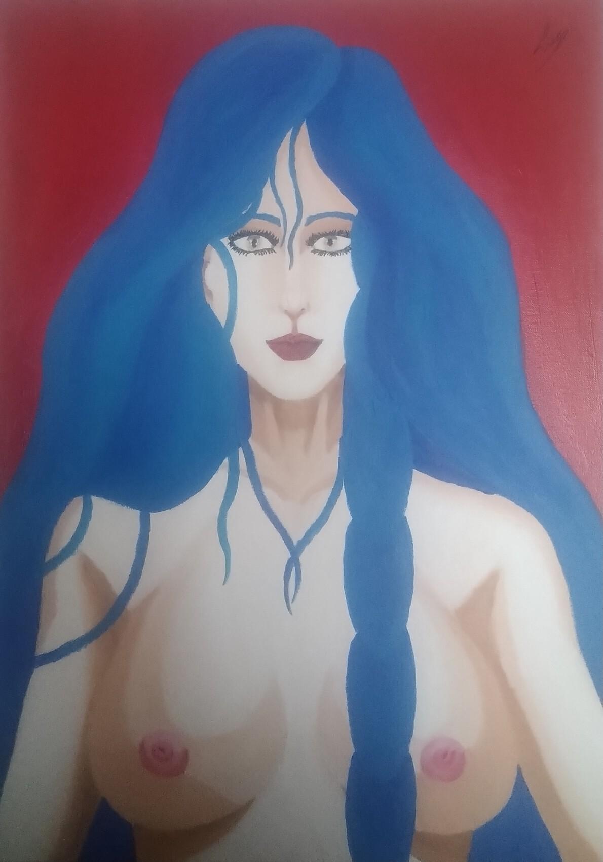 Portrait d'Aphrodite