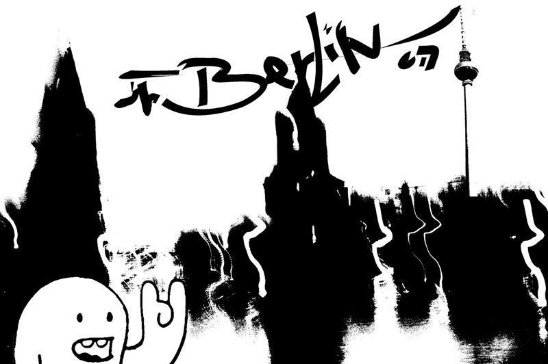 Le monstre de Berlin