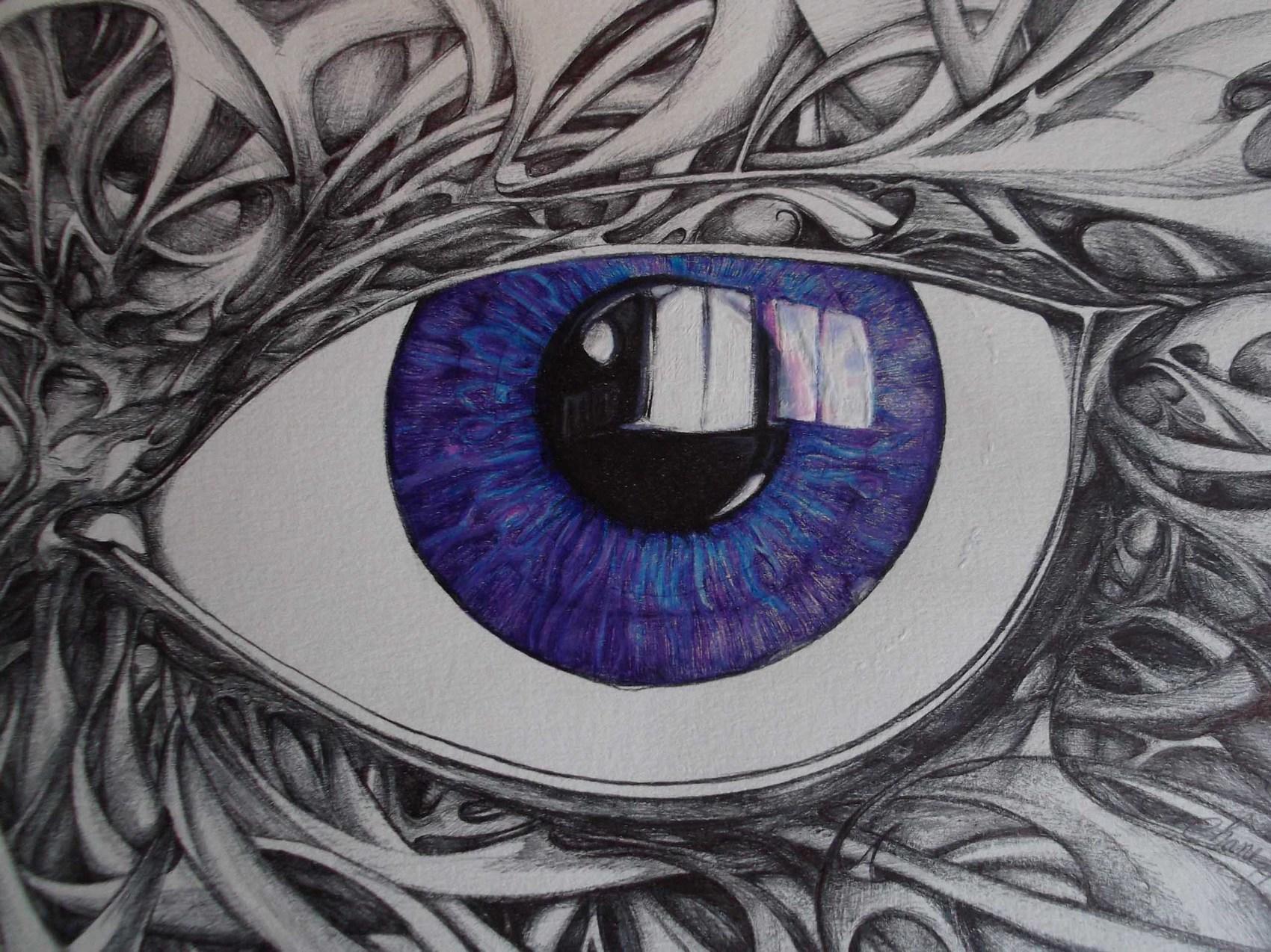 Dessin dans tes yeux for Dans tes yeux