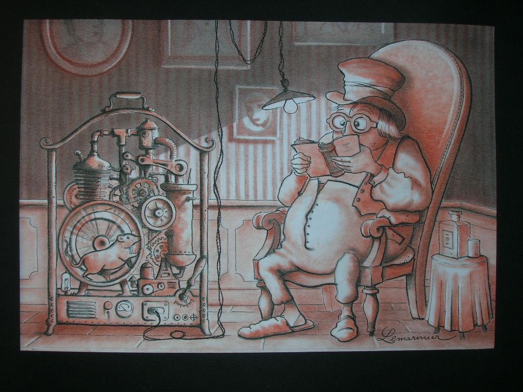 Un rat nommé Linky