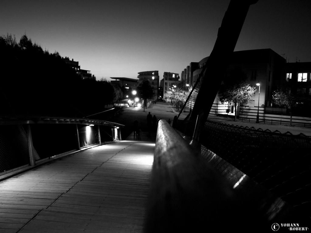 Pont de la promenade plantée