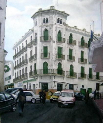 rue de tetouan