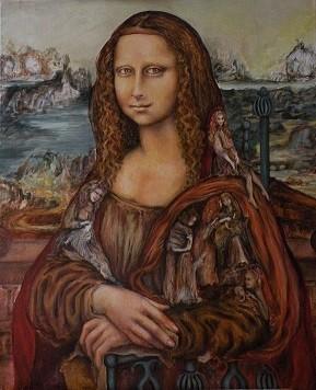 La pequena Mona Lisa