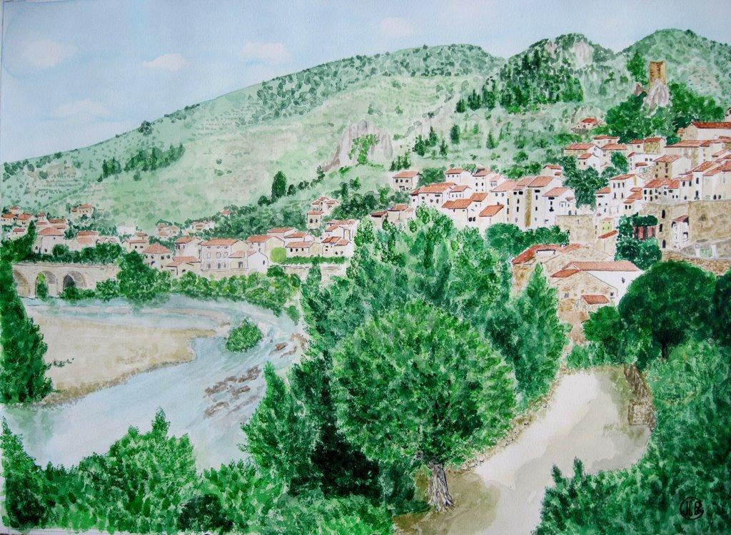 Roquebrun 07/2010.A