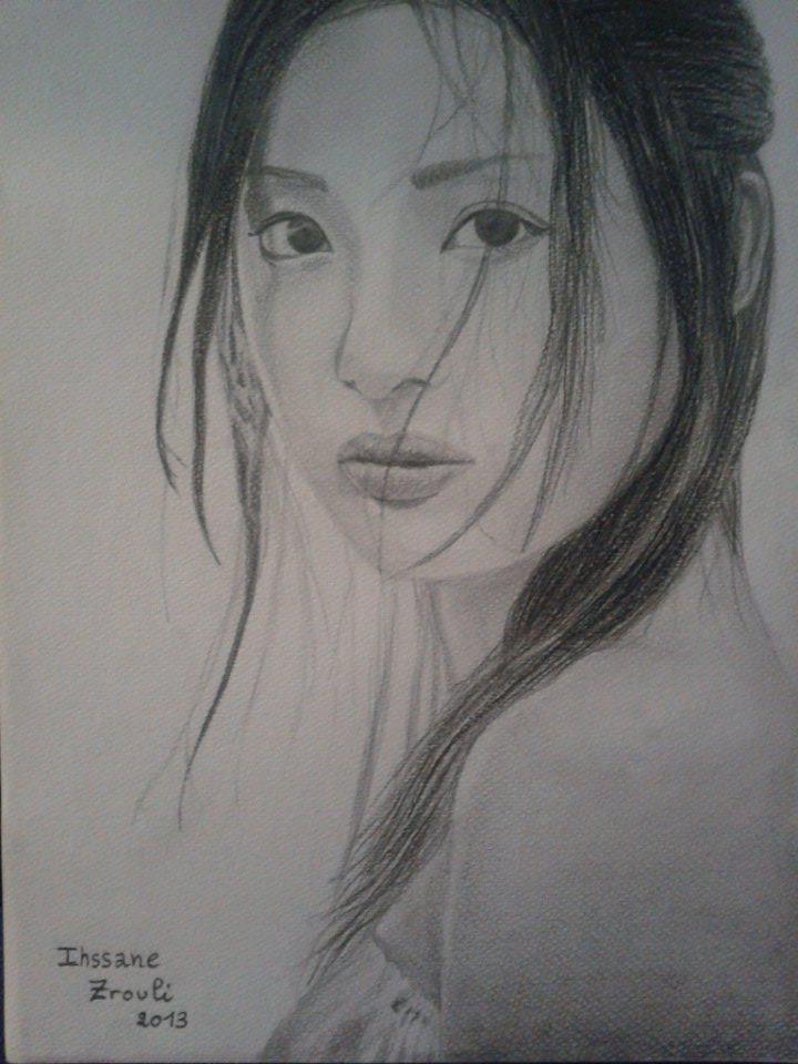 Ibuki une asiatique en lingerie qui baise merveille - TuKif
