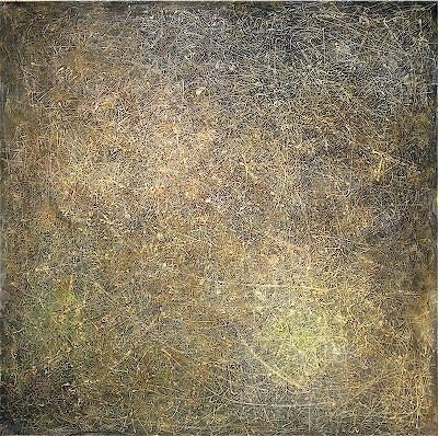 Peinture abstrait minimaliste for Oeuvre minimaliste