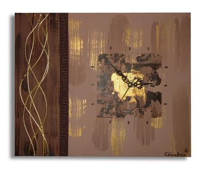 tableau moderne dore