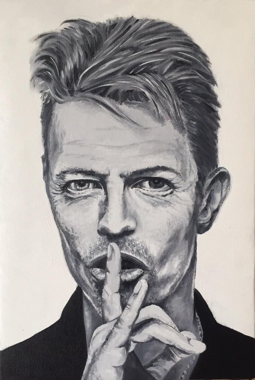 """ B like Bowie """