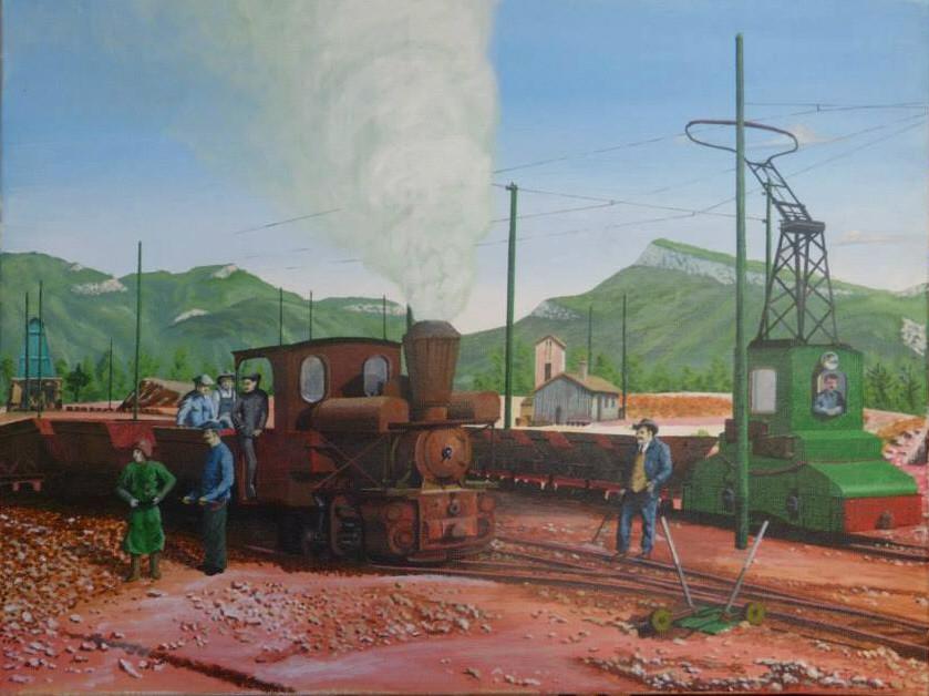 Mine de Mazaugues (Var)
