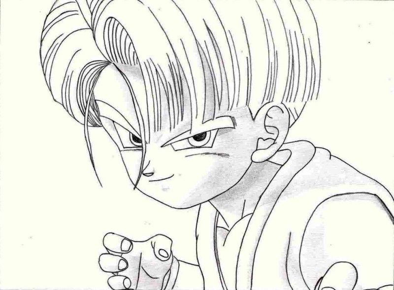 Dessin Trunks By Pilou