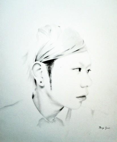 portrait Ryu
