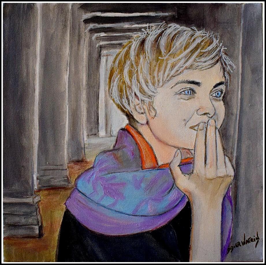 Portrait de Maya41lily sur Weoneart