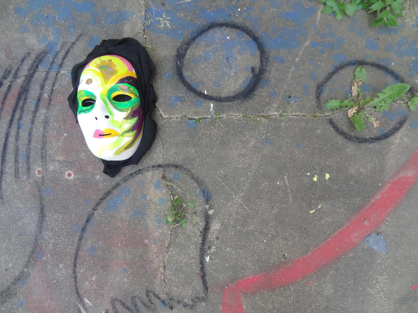 Inspirer l'art par la rue.