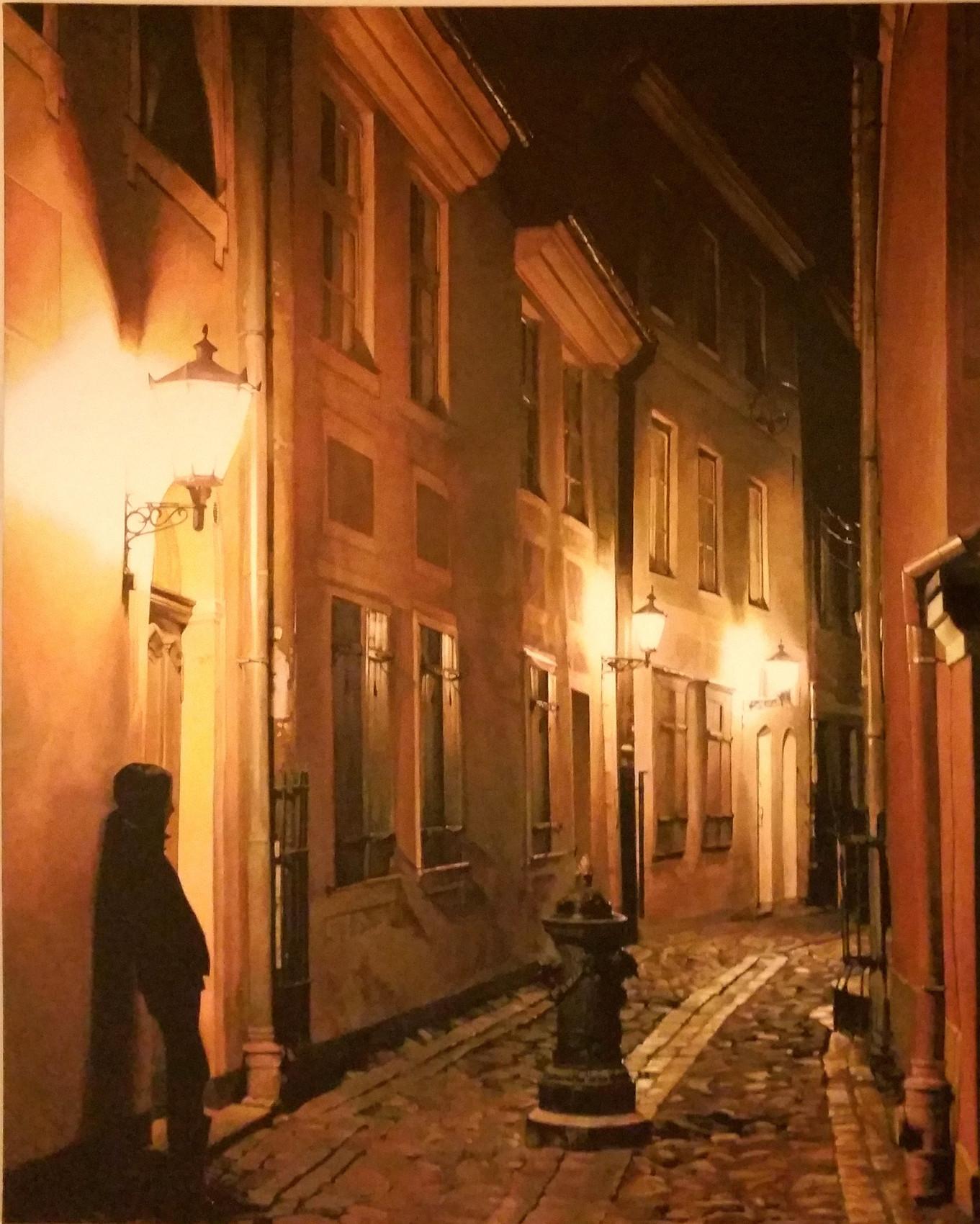 la rue des âmes