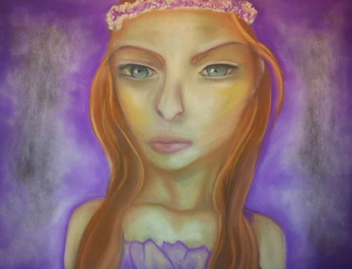 Peinture Ophélie