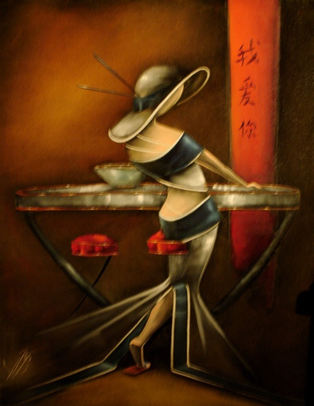 Peinture zen - Tableau peinture zen ...