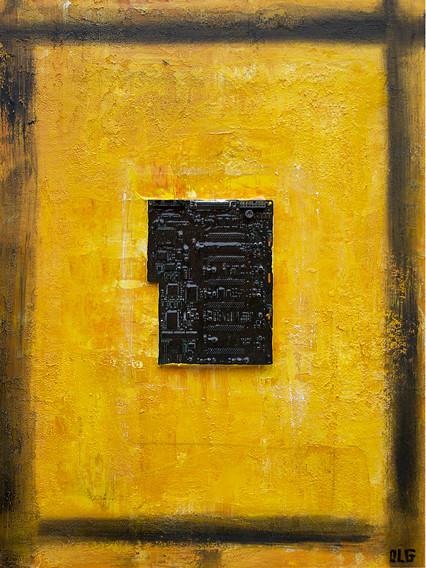 Cyberadiation jaune