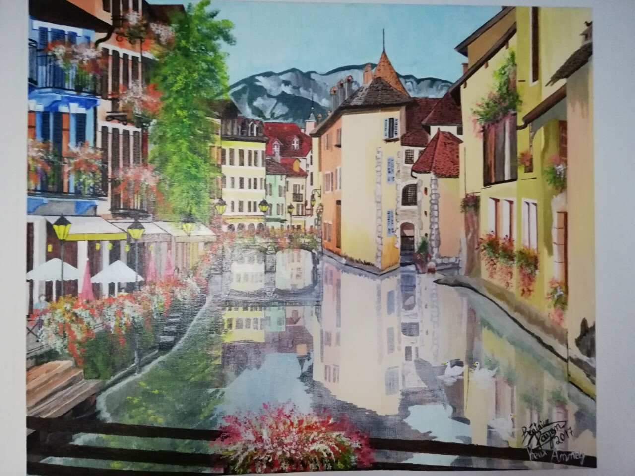 Annecy et sa vieille ville
