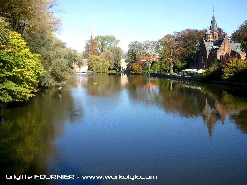 Brugges la magnifique