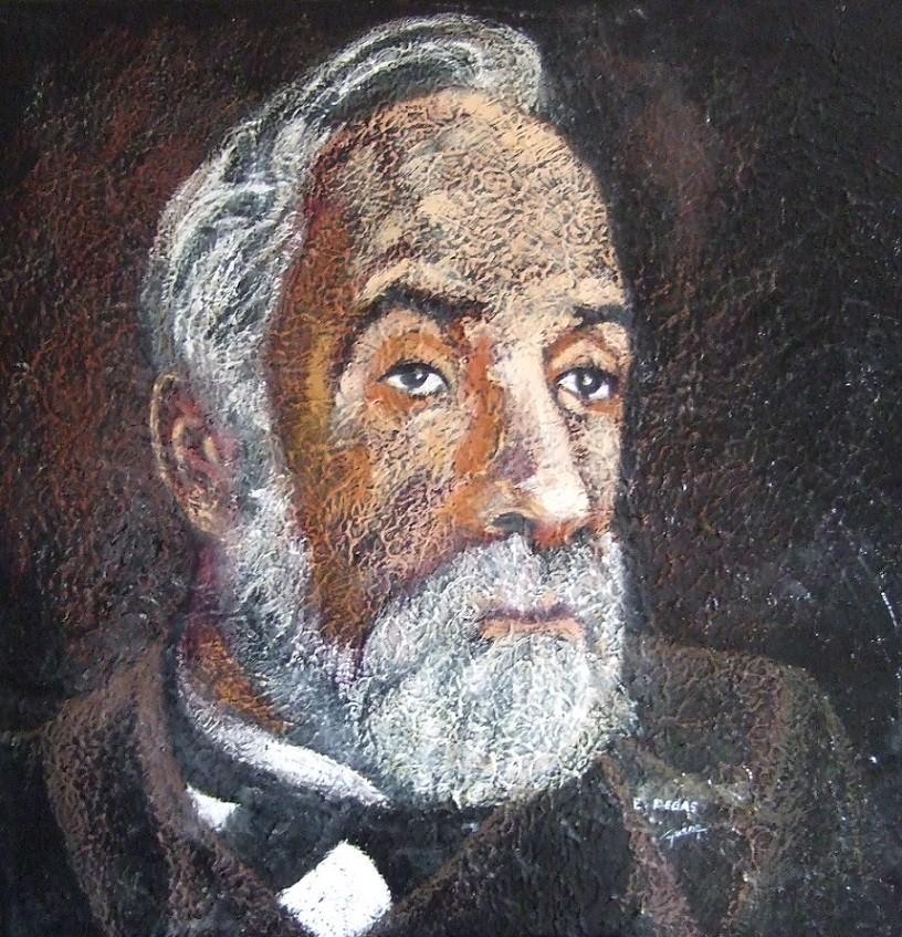 E. Degas