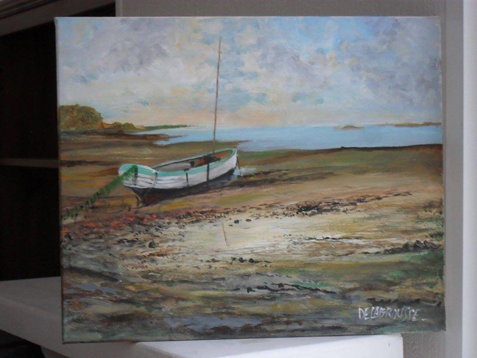 barque à Loguivy
