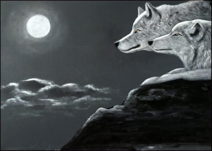 Histoire de loup garou
