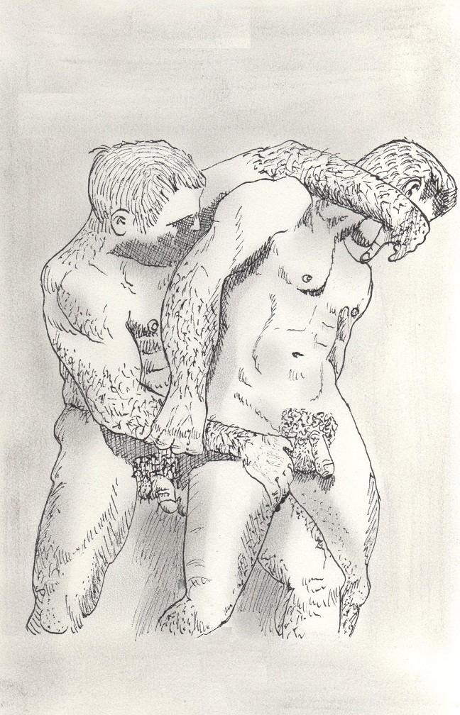 Galeries de dessin gay