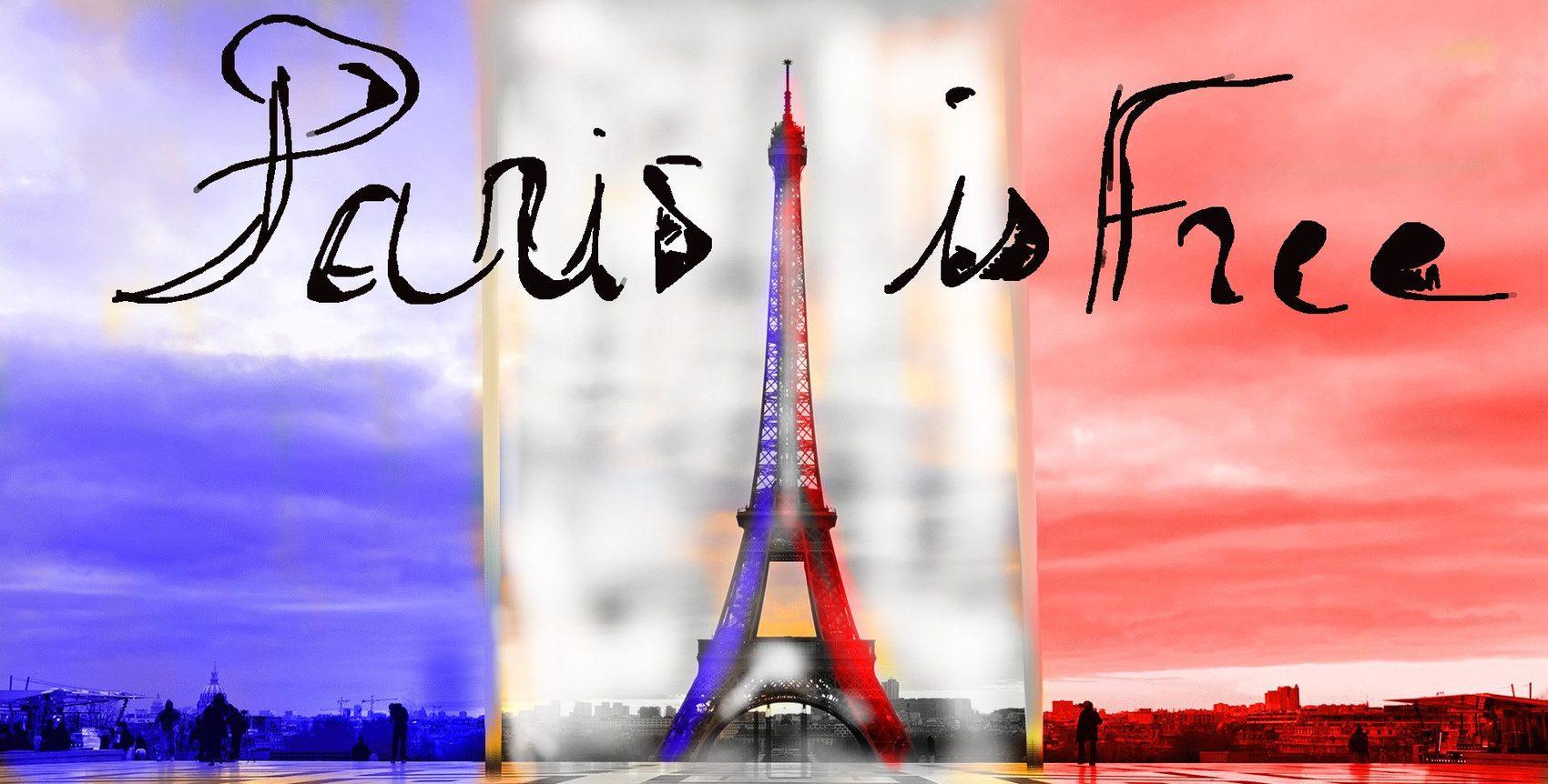 Peinture paris libre novembre 2015 for Paris libre