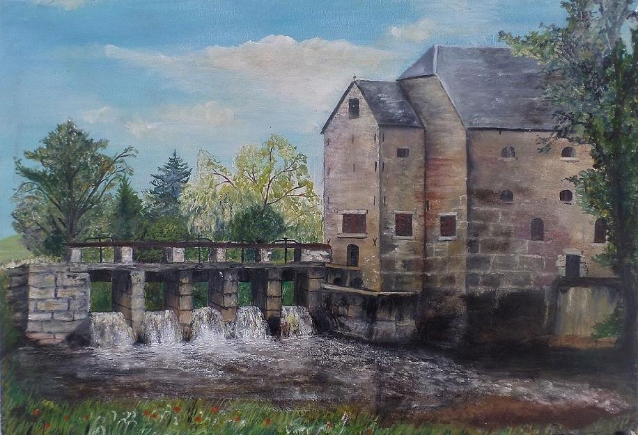Moulin de Ramousies