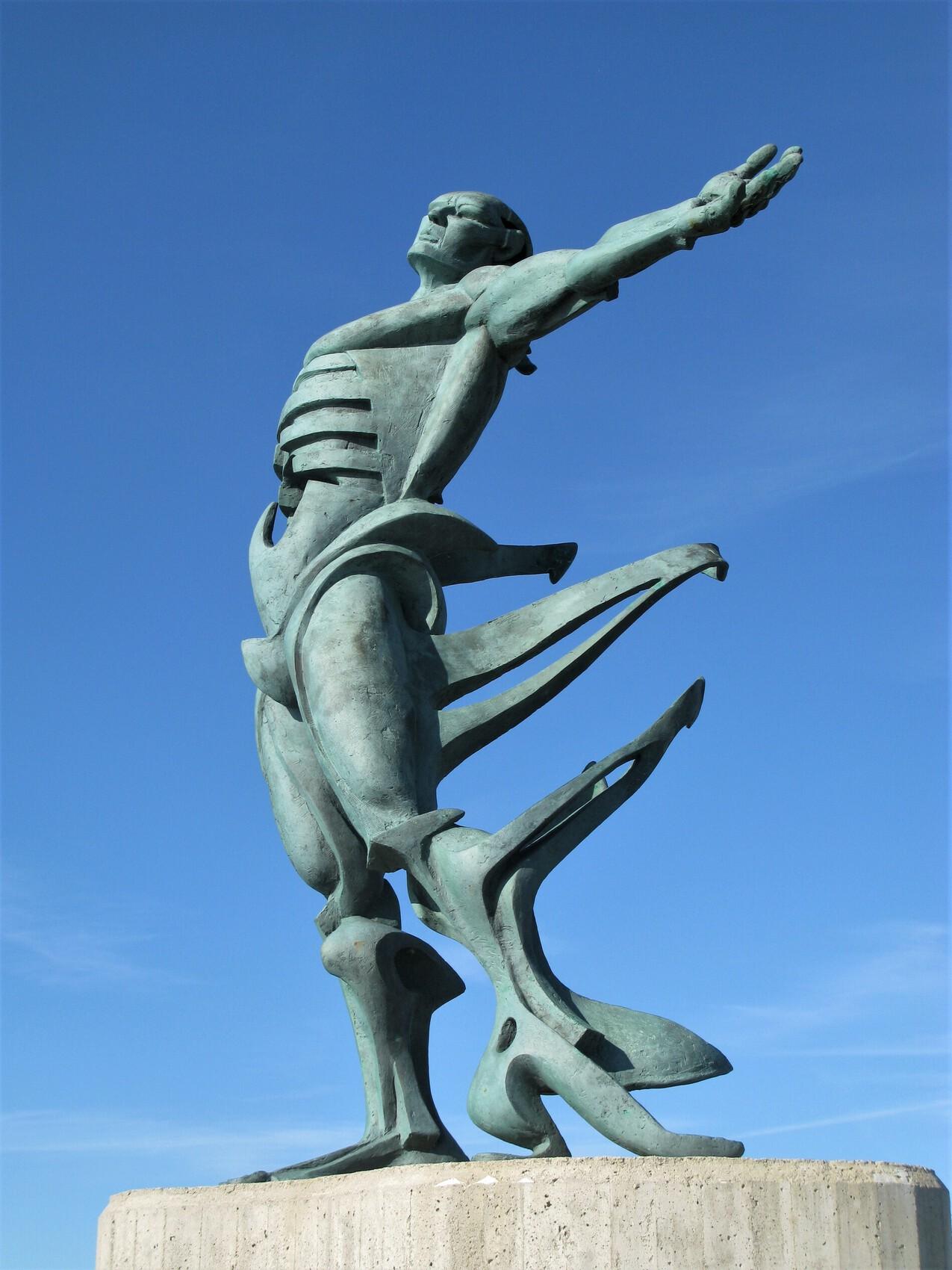 La Statue Des Vents